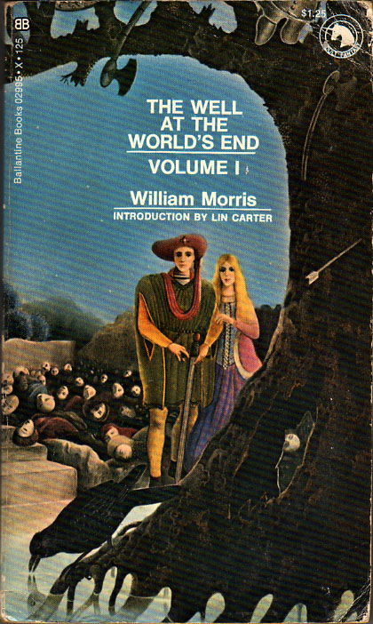 Image result for the well at the world's end william morris