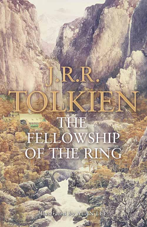 Lord Of The Rings Alan Lee Illustrated Edition Review
