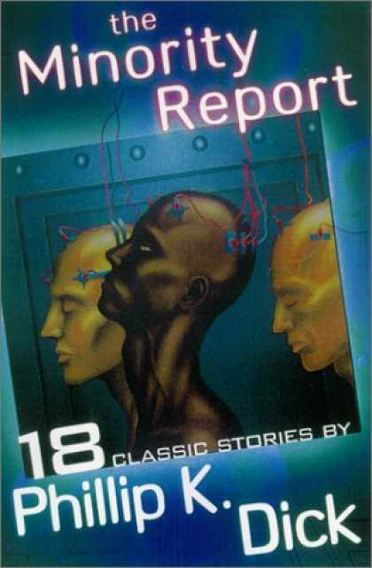 minority report book review Before i launch into what could read like an unabashedly positive review of the steven spielberg-tom cruise sci-fi collaboration minority report, let me get off my chest the two things that ultimately torpedo the movie's excitement and stylistic brilliance.
