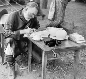 Ernest hemingway biography essay