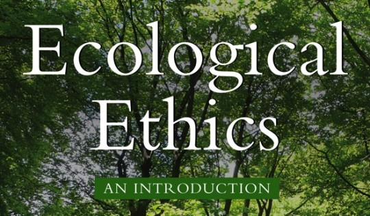 Ecological ethics patrick curry