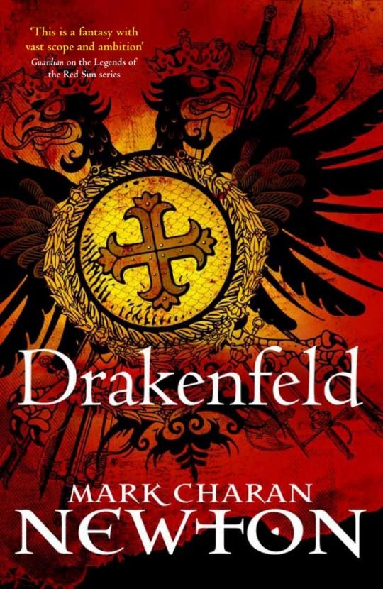 Drakenfeld Cover Art