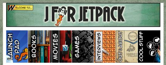 J for Jetpack
