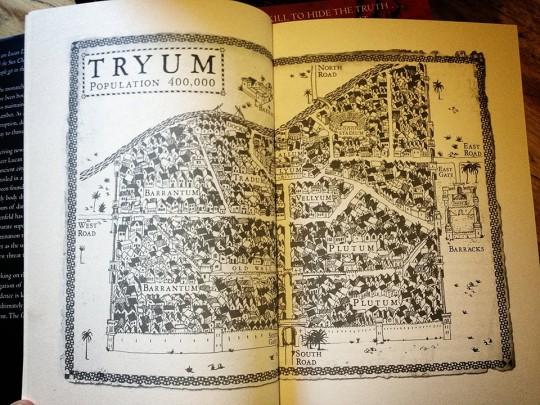 Drakenfeld Map Tryum