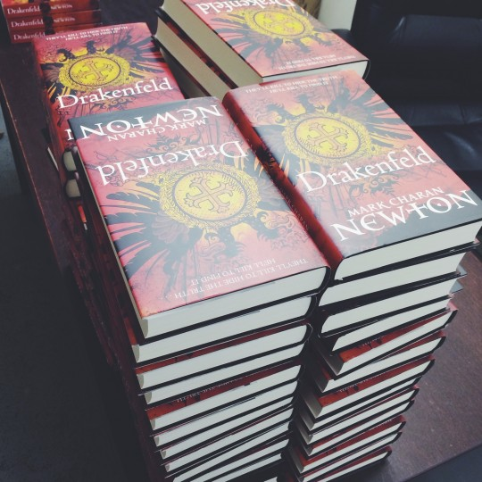 Drakenfeld Signed Copies