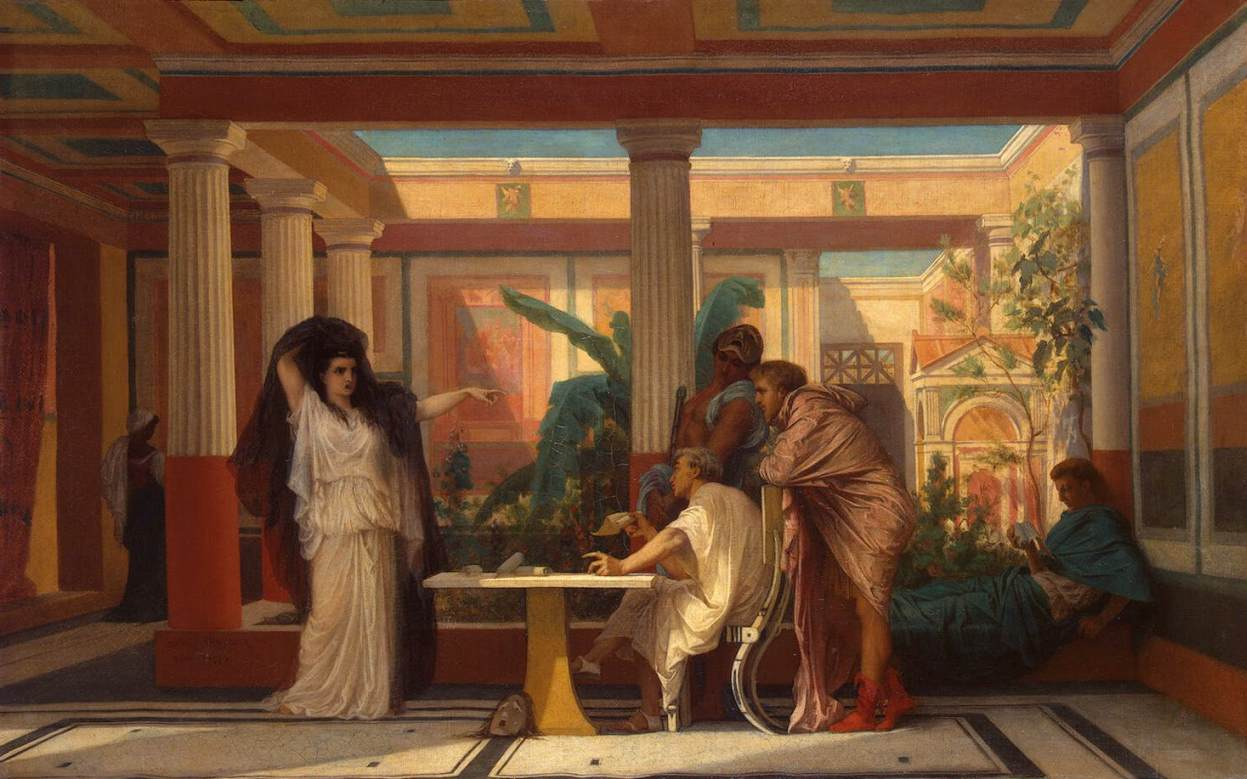 The United States of the Solar System, A.D. 2133 (Book Eight) - Page 4 Gustave_Boulanger_-_Theatrical_Rehearsal_in_the_House_of_an_Ancient_Rome_Poet_-_WGA2930