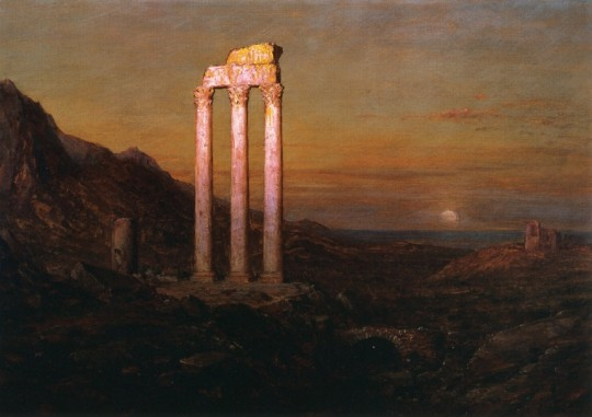 Moonrise_Frederic_Edwin_Church_1889