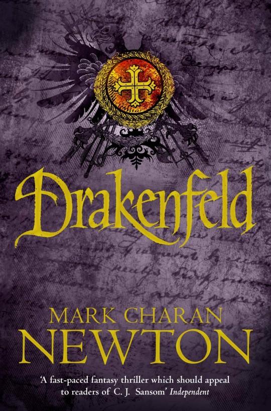 Drakenfeld paperback