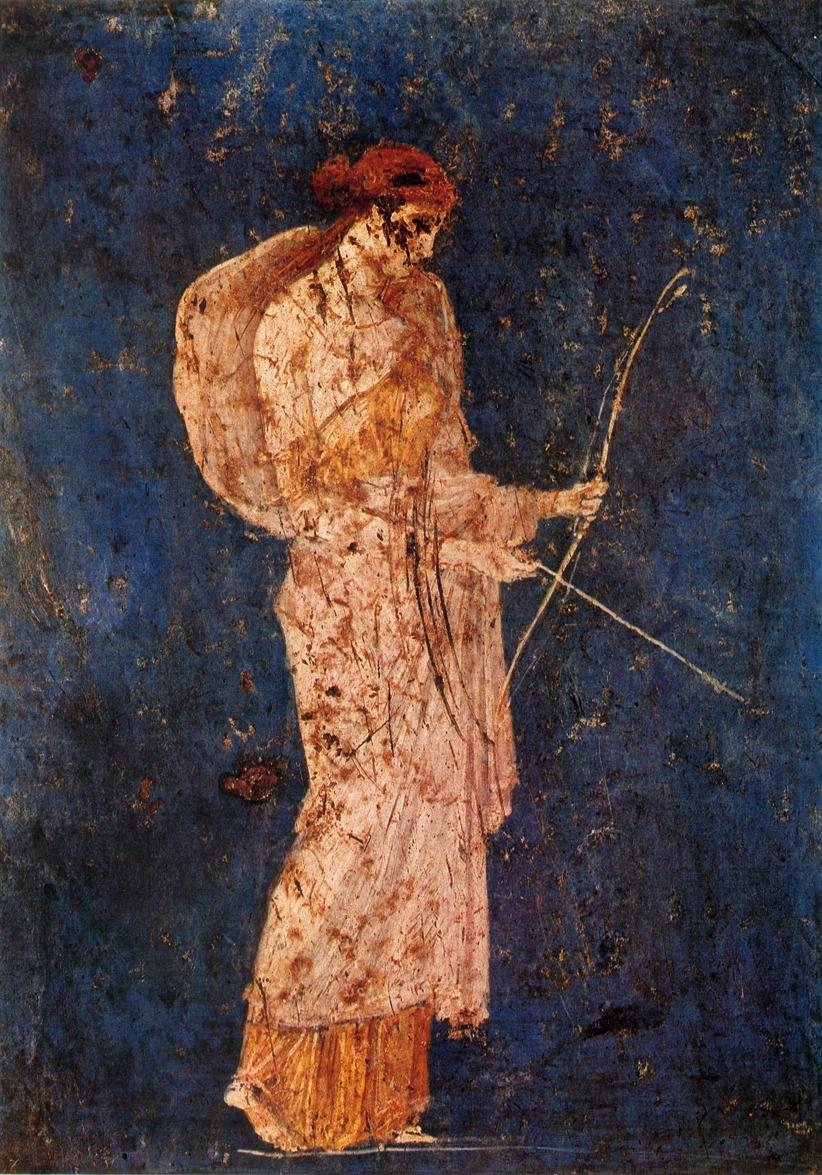 Diana, Pompeii