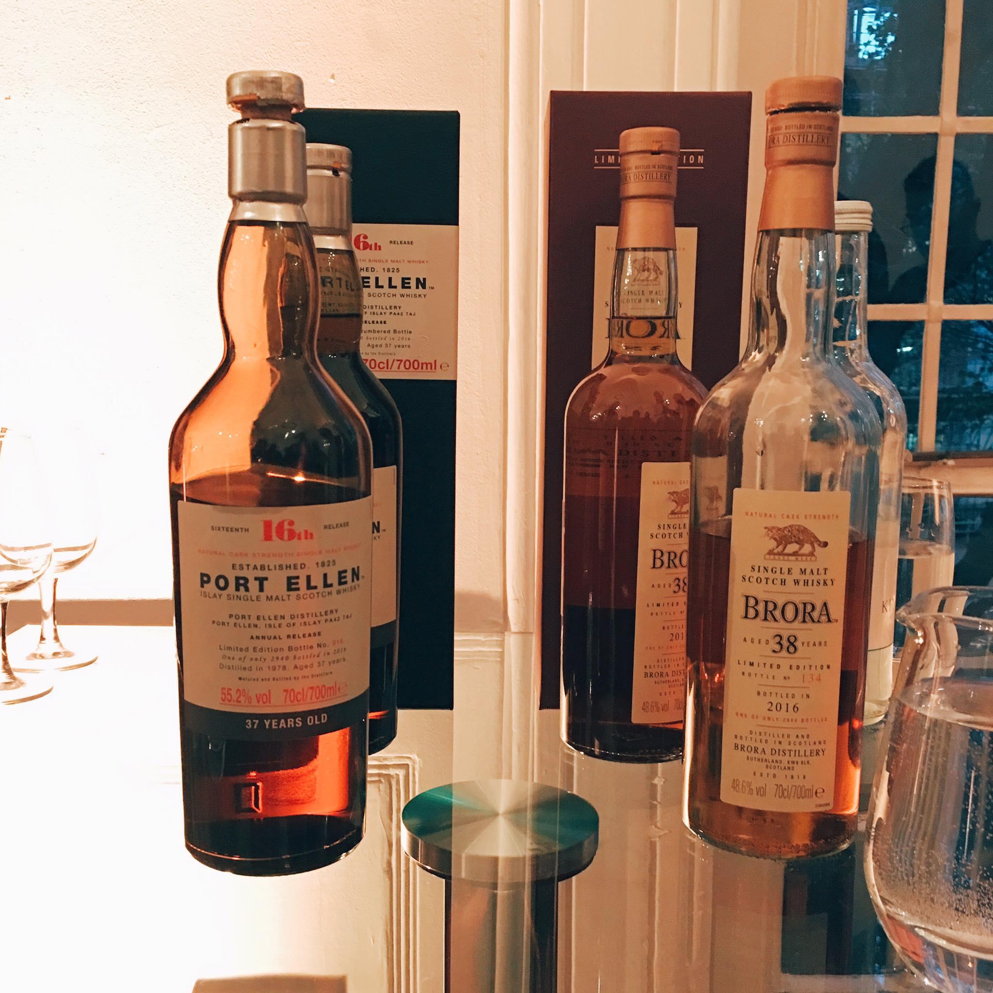diageo bottles